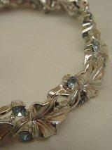 """""""KRAMER"""" leaf bracelet"""