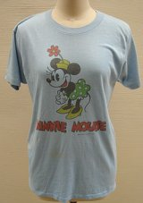 """Minnie Mouse"" light blue T-shirt"