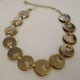 metal ring necklace