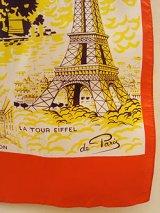 """PARIS"" long scarf"